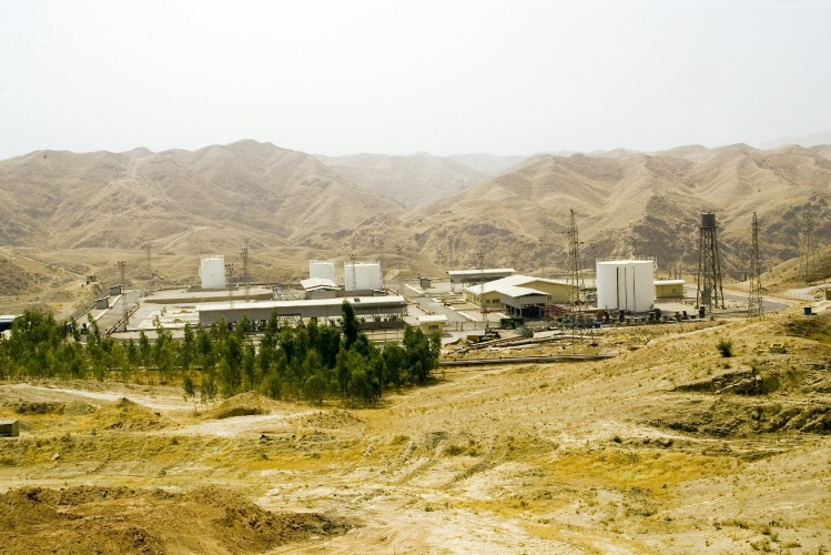Engineering, Procurement and Construction of Gachsaran Desalting unit