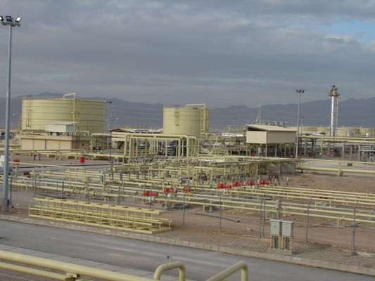 Sarvestan and Saadatabad Oil Fields