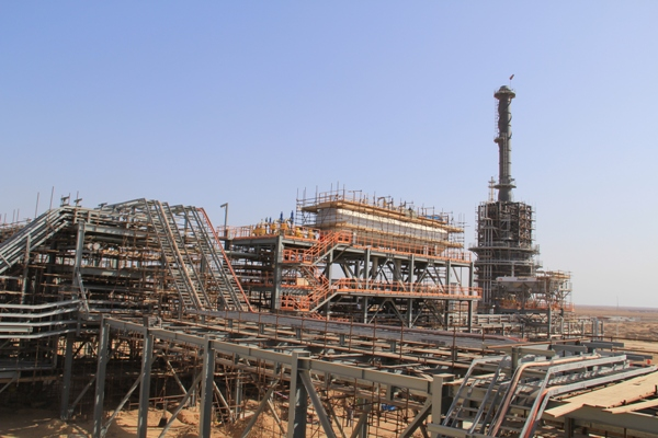 Yadavaran Oil field Development Project