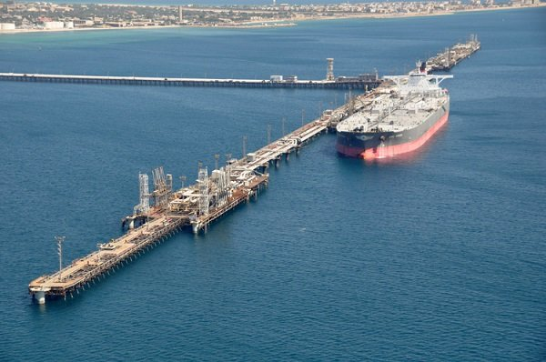 As Iran's oil exports surge, international tankers help ship its fuel.