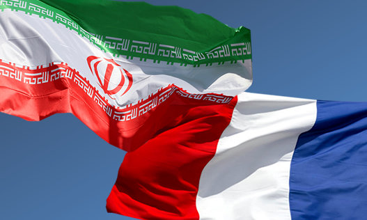 Iran & France sign oil agreement